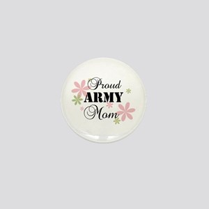 Army Mom [fl] Mini Button